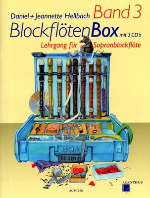 Acanthus Music - BlockflötenBox 3