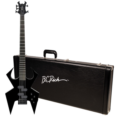 BC Rich - Widow Bass Legacy BO Bundle