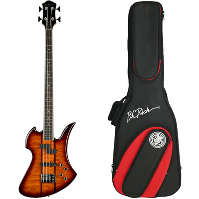 BC Rich - Mockingbird Bass HC TB Bundle