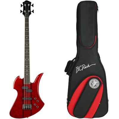 BC Rich - Mockingbird Bass HC TR Bundle