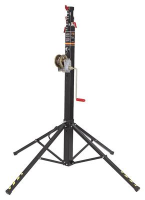 VMB - TE-046B ALS Toploader 150kg Bk